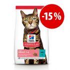 Hill's Science Plan 1,5 kg a 10 kg pienso para gatos ¡a precio especial!