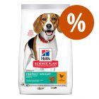Hill's Science Plan 6 kg a 14 kg ração para cães a preço especial!