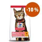 Hill's Science Plan 7 kg pienso para gatos ¡a precio especial!