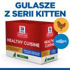 Hill's Science Plan Kitten Healthy Cuisine, kurczak i ryba oceaniczna