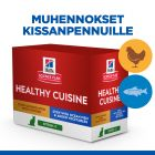 Hill's Science Plan Kitten Healthy Cuisine with Chicken & Ocean Fish