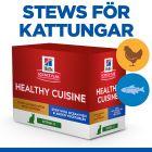 Hill's Science Plan Kitten Healthy Cuisine with Chicken & Ocean Fish