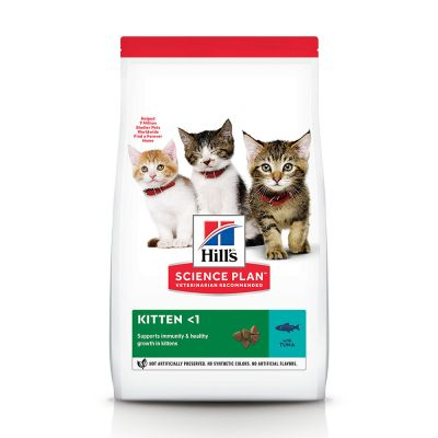Hill's Science Plan Kitten Healthy Development - Tonijn
