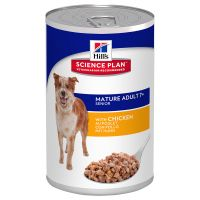 Hill's Science Plan Mature Adult 7+ con Pollo