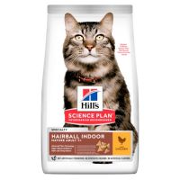 Hill's Science Plan Mature Adult Hairball & Indoor Chicken