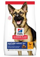 Hill's Science Plan Mature Adult 6+ Large Chicken