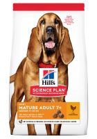 Hill's Science Plan Mature Adult Light Medium met Kip