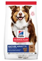 Hill's Science Plan Mature Adult 7+ Medium con Agnello & Riso