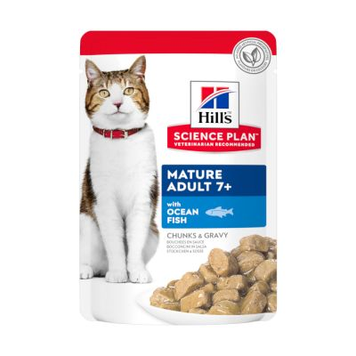 Hill's Science Plan Mature Adult 7+ pour chat
