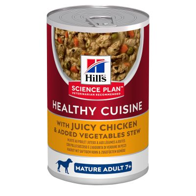 Hill's Science Plan Mature Adult 7+ Small & Mini Chicken