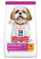 Hill's Science Plan Mature Adult 7+ Small & Mini con Pollo