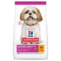 Hill's Science Plan Mature Adult 7+ Small & Mini with Chicken