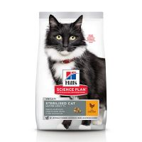 Hill's Science Plan Mature Adult 7+ Sterilised Cat - Kip