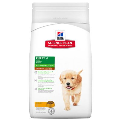 Hill's Science Plan Puppy <1 Large csirke