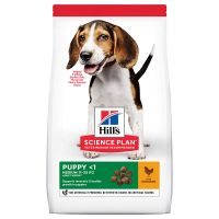 Hill's Science Plan Puppy <1 Medium poulet pour chiot