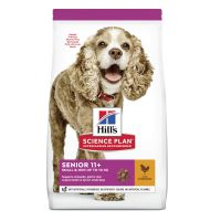 Hill's Science Plan Senior 11+ Small & Mini com frango