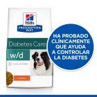 Hill's w/d Prescription Diet Diabetes Care pienso para perros