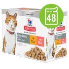 Hill's 48 x 85 g en bolsitas para gatos - Pack Ahorro