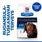 Hill's z/d Mini Allergy & Skin Care Prescription Diet Canine