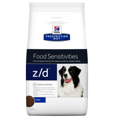 Hill's z/d Prescription Diet Food Sensitivities pienso para perros