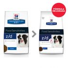 Hill's z/d Prescription Diet Food Sensitivities pienso para perros