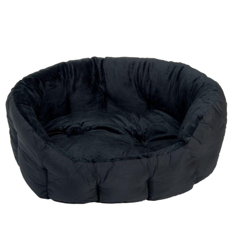 Hondenmand Cozy Panter Zwart