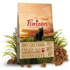 Hrană uscată fără cereale: Purizon Adult Pui & pește