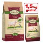Hrană uscată Lukullus 10 kg + 1,5 kg gratis!