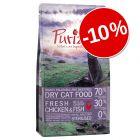Hrana lunii! 400 g Purizon Hrană uscată pisici la preț special
