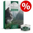 Hrana meseca: Wild Freedom Adult 6 x 70 g po posebni ceni!