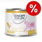 HRANA MJESECA Concept for Life Veterinary Diet Urinary