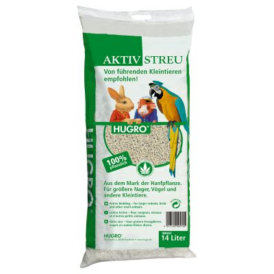 Hugro Hemp Pellets