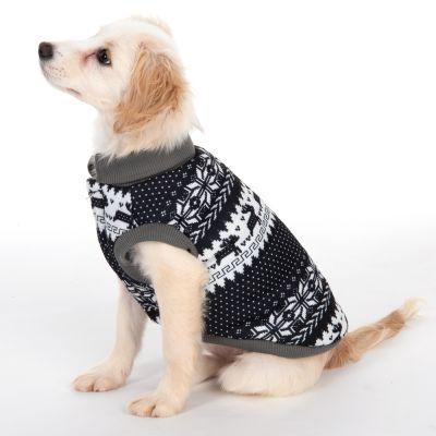 Hundegenser med mønster