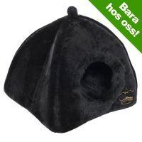 Hundigloo Royal Pet Black