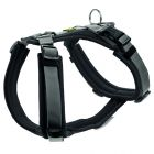 Hunter Maldon Dog Harness – Black/Grey