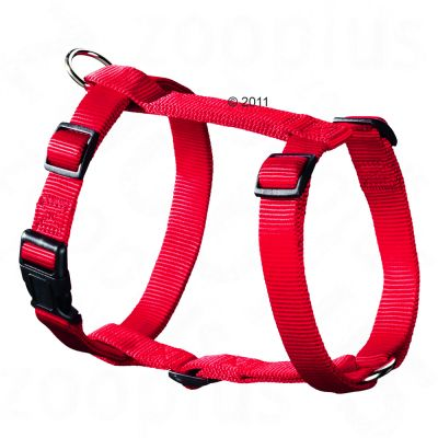 Hunter Vario Rapid Ecco Sport Harness - Red