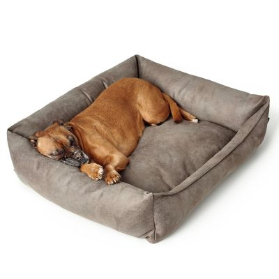 Hunter Bologna Dog Sofa - Stone