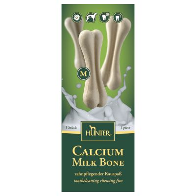 Hunter Calcium Milk Bone, 7,5 cm