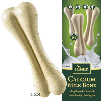 HUNTER Calcium Milk tuggben