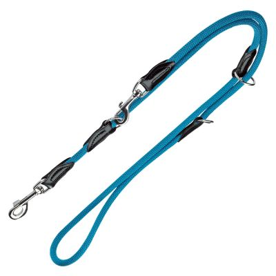 HUNTER Freestyle Adjustable Lead – Petrol Blue
