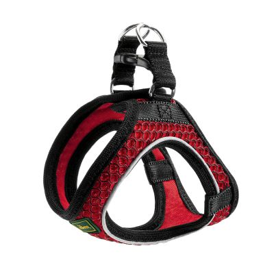 HUNTER Hilo Soft Comfort Harness - Red