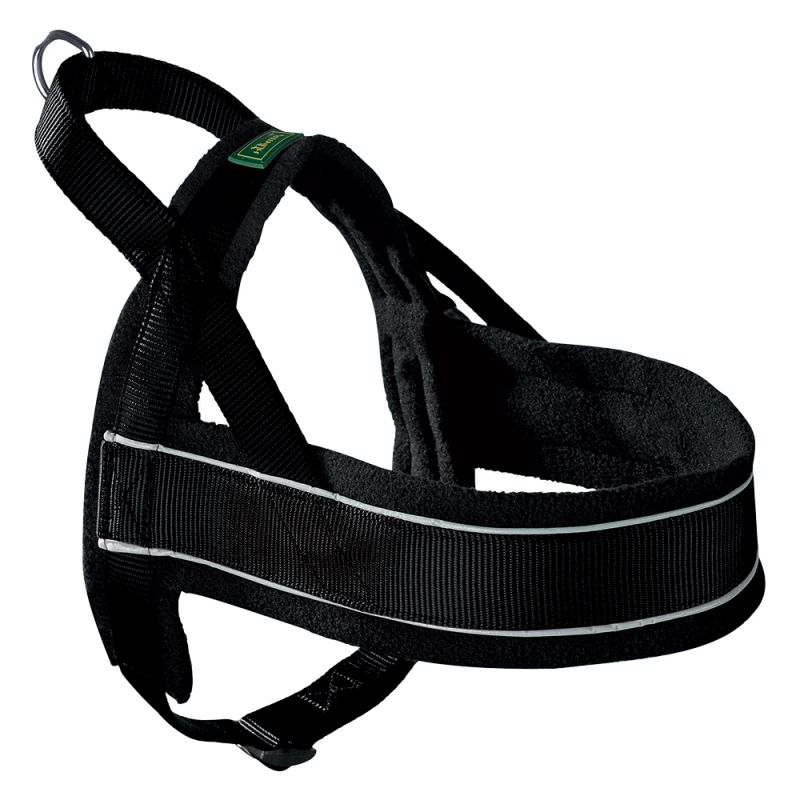 Hunter Norwegian Racing Dog Harness - Black