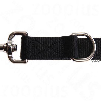 HUNTER Nylon Dog Lead - Black