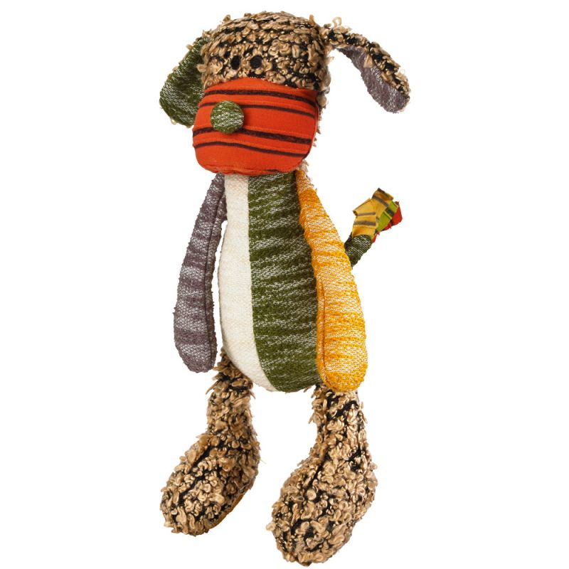 HUNTER Patchwork Hobbs Dog Toy
