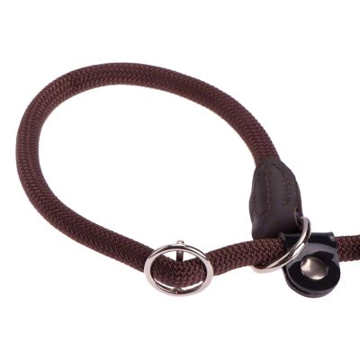 Hunter Retriever Slip Lead - Black