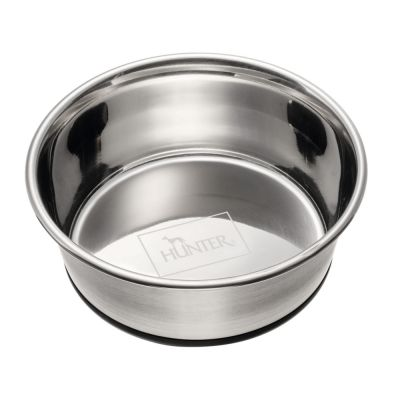 Hunter Stainless Steel Food Bowl