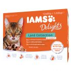IAMS Delights Adult in Sauce 12 x 85 g