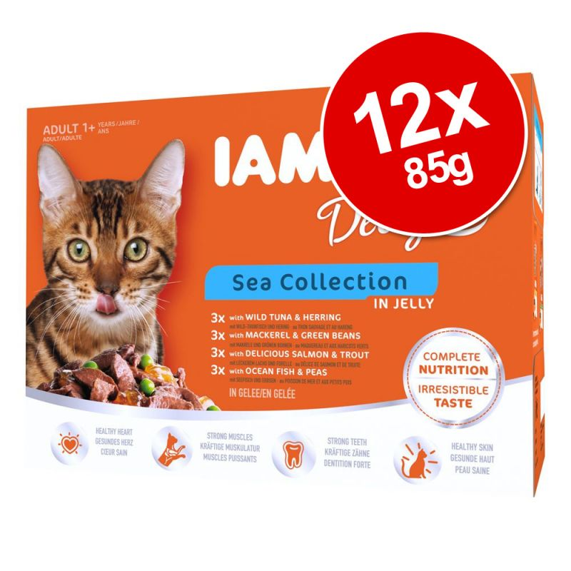 IAMS Delights Adult – Sea Collection