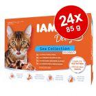 IAMS Delights Adult σε Σάλτσα 24 x 85 g