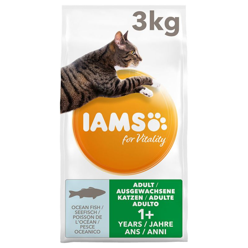 IAMS for Vitality Adult Sea Fish